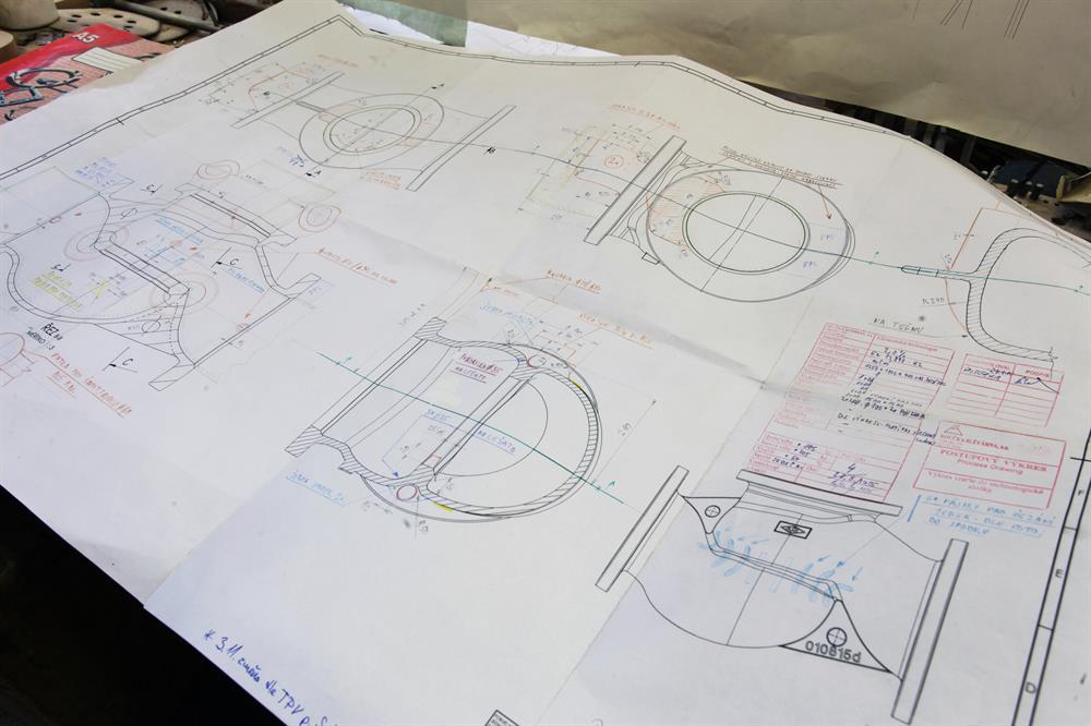 Vyroba Modelu Roucka Slevarna A S