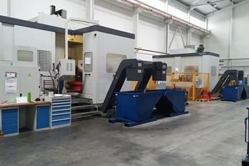 CNC machines Trevisan